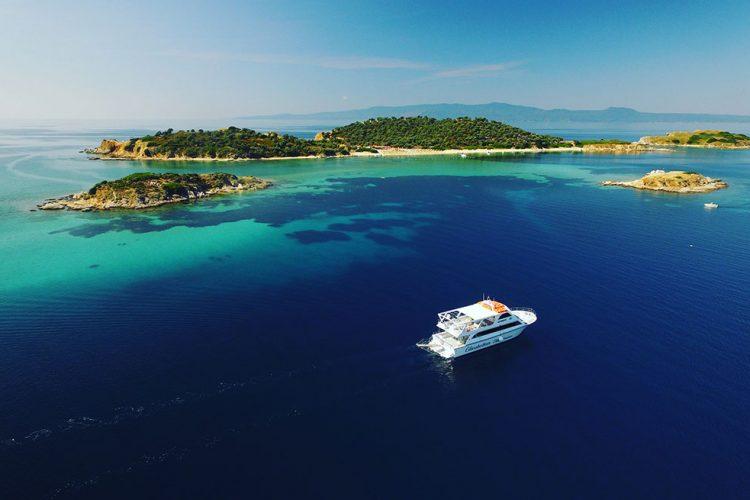Mount Athos Cruises from Ouranoupolis
